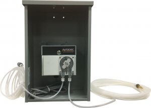 Auto DOC Dumpster Trashroom Odor Control System
