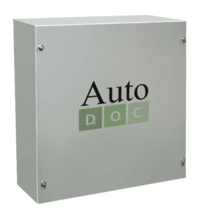 Automatic Dumpster Odor Control System Air-Scent