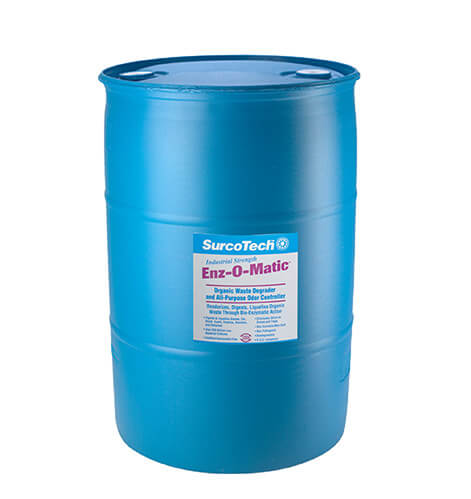 Enz-o-Matic Tub Container