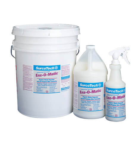 Enz-O-Matic Biological Odor Neutralizer