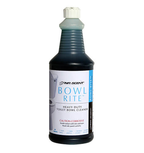 Commercial Grade Toilet Bowl Cleaner & Deodorizer | Air Scent