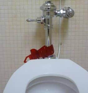 FreshStrap Toilet Strap