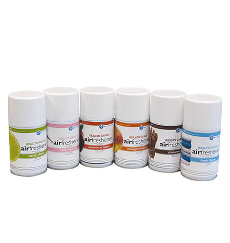 Commercial Air Freshening Liquid Amp Solid Wafer Refills