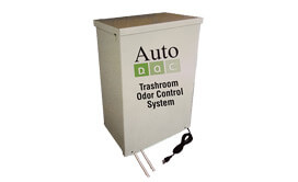 Trash Room Odor Control System