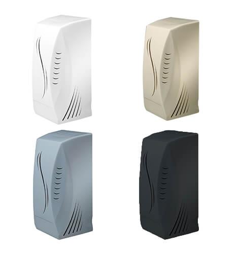 Commercial Grade Restroom Air Freshener Odor Control Systems - Bathroom odor eliminator fan