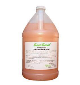 Pink Lotion Hand Soap