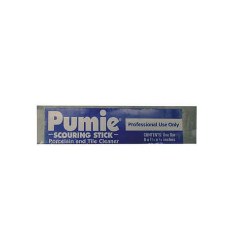 Pumice scouring stick