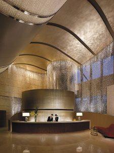 Scent Marketing Hotel Lobby