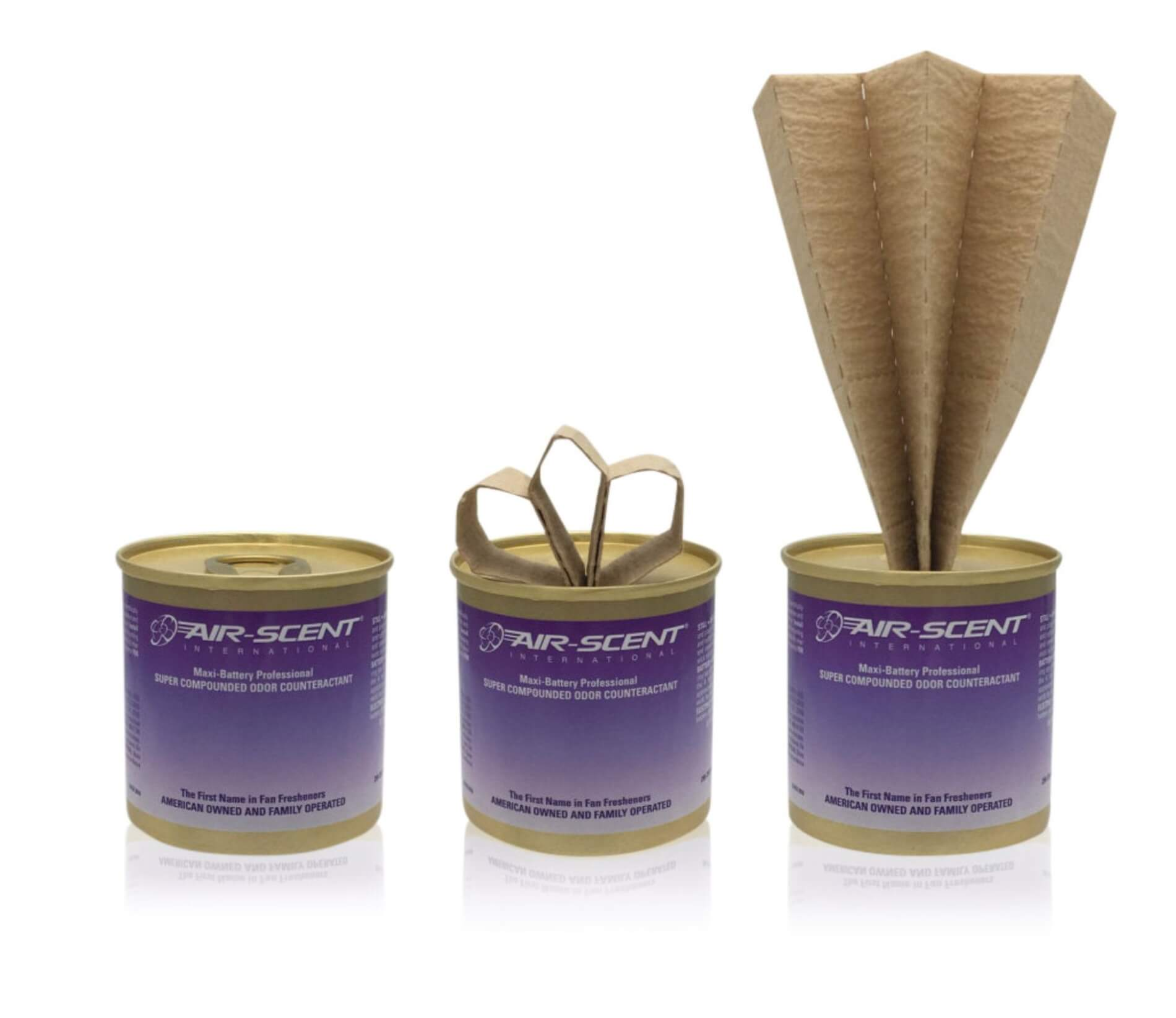 Air Scent Odor Counteractant Refills