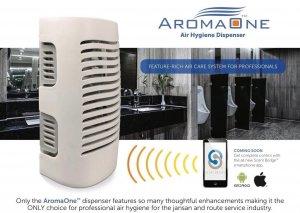 Commercial Restroom Air Freshener Odor Control System