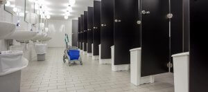 commercial restroom hygiene odor control solutions