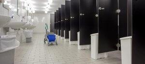 commercial restroom hygiene odor control solutions