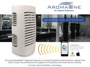 AirScent Aroma One air hygiene