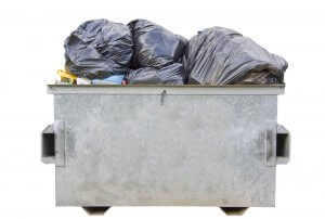 Dumpster Odor Control Granules, Waste Degraders & Spill Absorbers