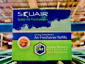 Squair Air Solid Industrial Wafers
