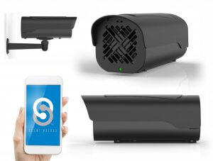 Aroma Beam Fragrance-Free Air Diffuser System
