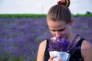 The Calming Benefits Of Lavender Scent