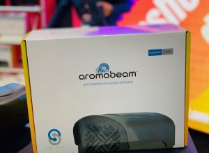 The Aroma Beam Packaging