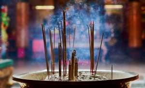 Sandalwood Blends And Incense