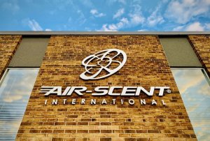 Air-Scent International Headquarters Logo