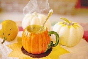 Pumpkin Spice Latte Ambient Scent