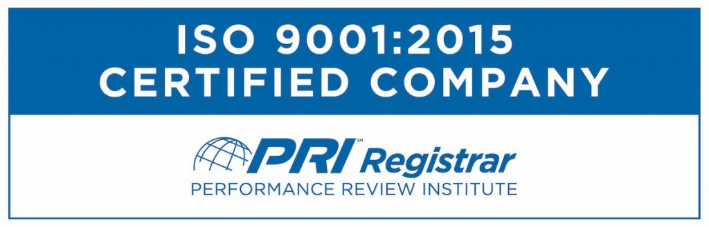 ISO PRI Programs Accredited