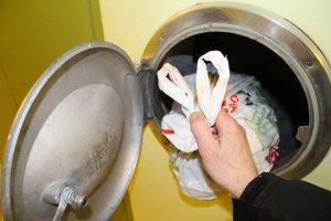 Condo Hallway Trash Odors